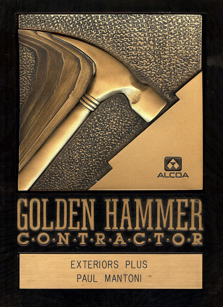 Golden Hammer Award